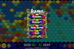 Hexing In-Game Popup Menu