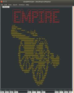 NCurses Empire
